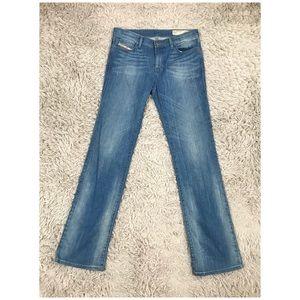 Diesel Bootzee Regular Slim Bootcut Jeans 30 x 34